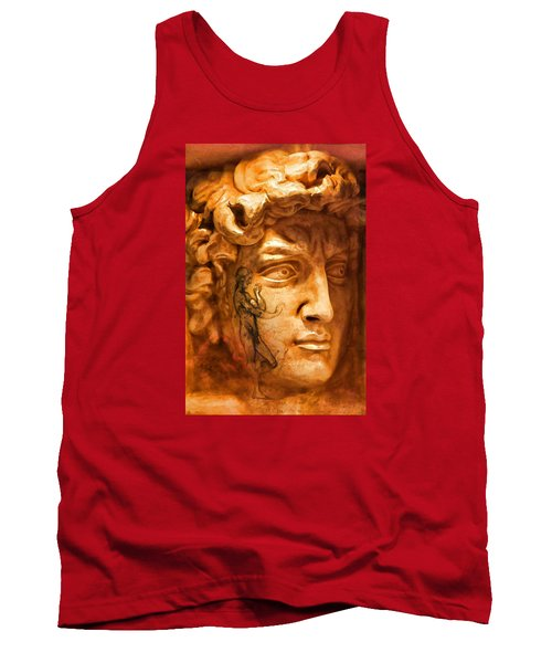 Venice Untitled Tank Top by Brian Davis