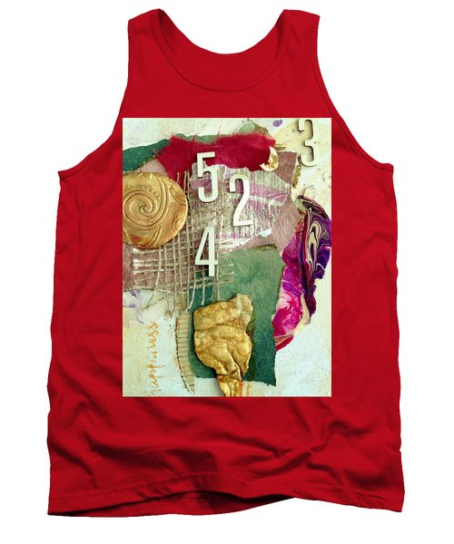 #5423, Joy And Happiness Tank Top