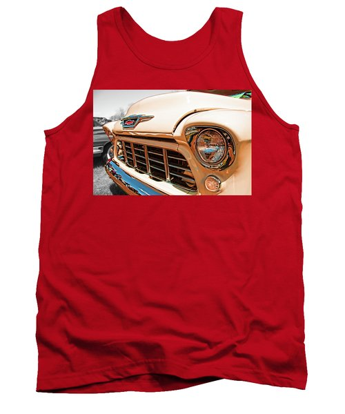 '55 Chevy 3100 Tank Top