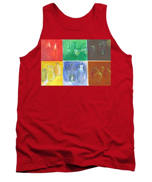 6 Panes Of Existence Tank Top