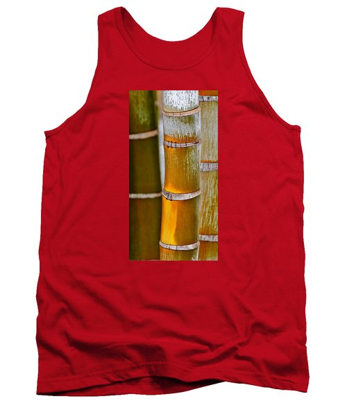 Tank Top featuring the photograph Bamboo Palm by Werner Lehmann
