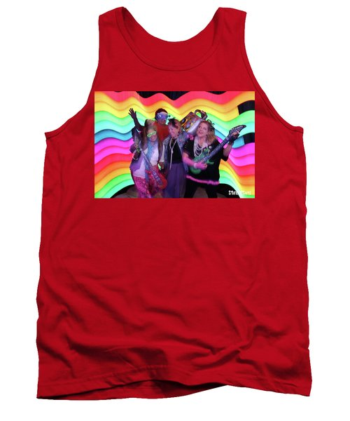 80's Dance Party At Sterling Event Center Tank Top