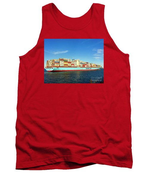 A Barge Can Be Beautiful Tank Top