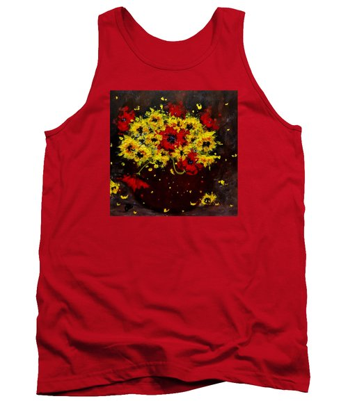 A Bunch Of Happiness.. Tank Top