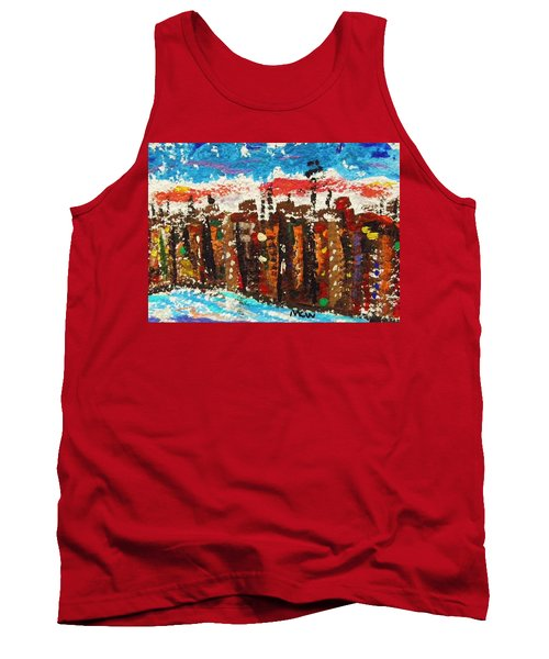 A City Like Baltimore Tank Top