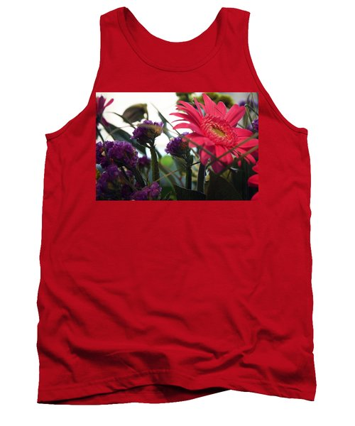 A Daisy And Friends Tank Top