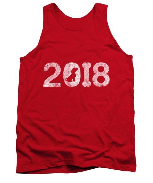 A Dog Year Tank Top