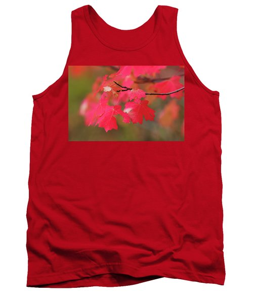 A Flash Of Autumn Tank Top