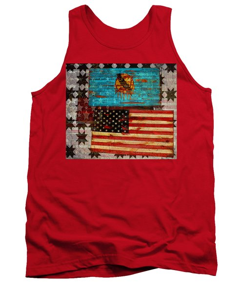A Good Day In The Usa Tank Top