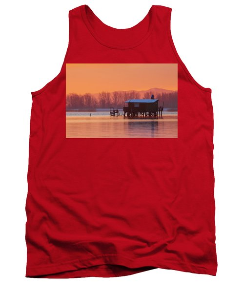 A Hut On The Water Tank Top