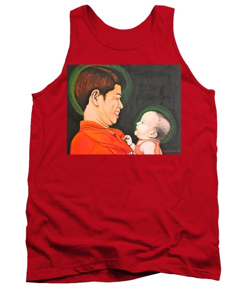 A Moment With Dad Tank Top
