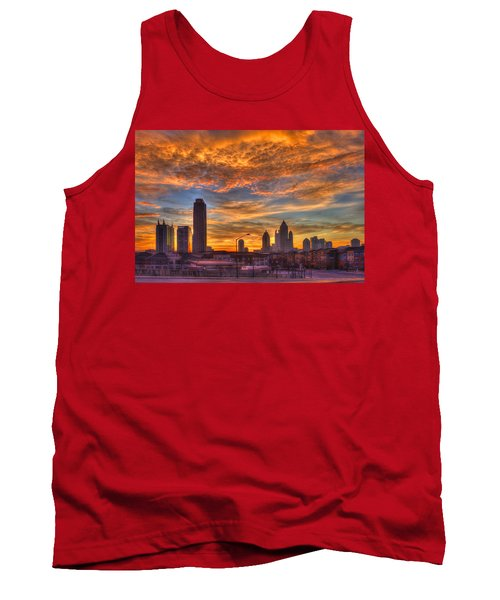 A New Day Atlantic Station Sunrise Tank Top