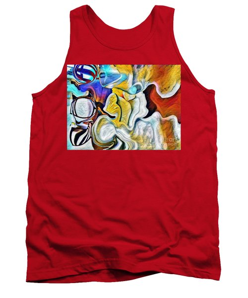 A New Day Coming Tank Top by Kathie Chicoine