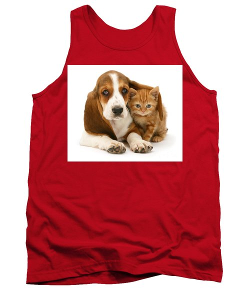 A New Meaning To Cat Flap Tank Top