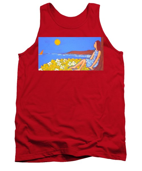 A Quiet Place Tank Top