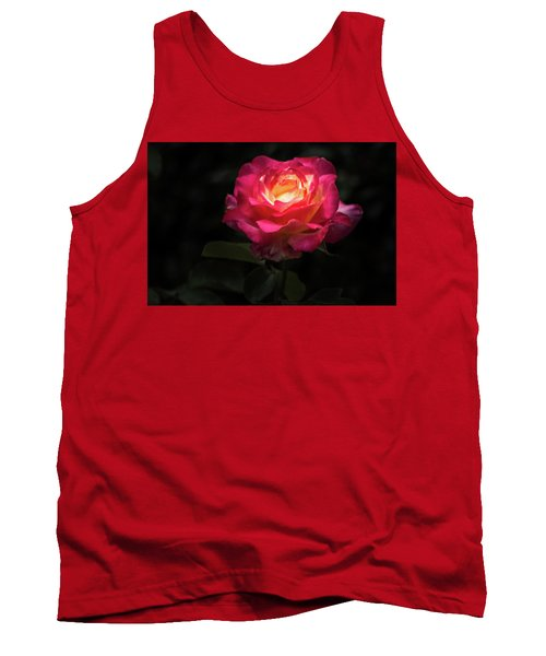 A Rose For Love Tank Top