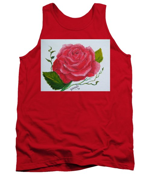 A Rose For You Tank Top