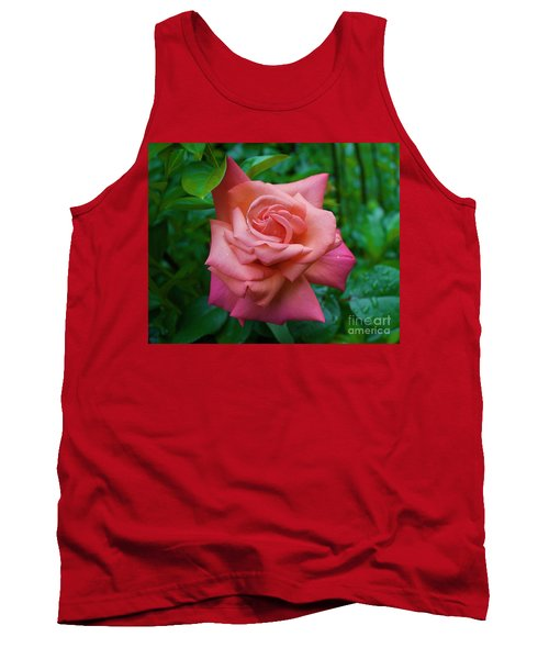 A Rose In Spring Tank Top