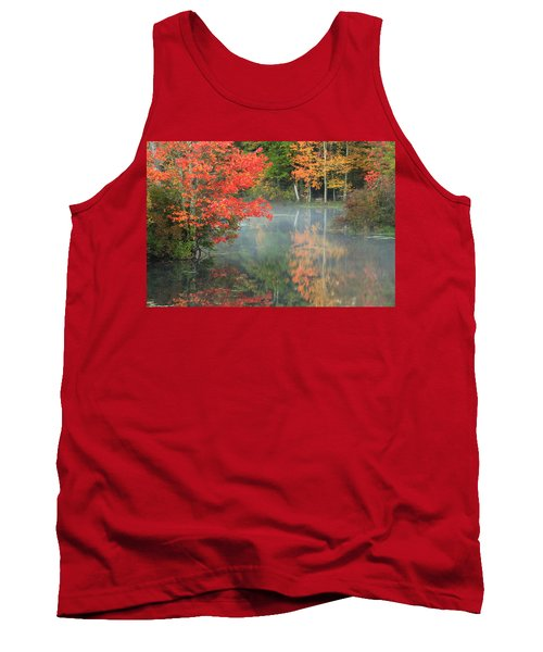 A Seat To Watch Autumn Tank Top