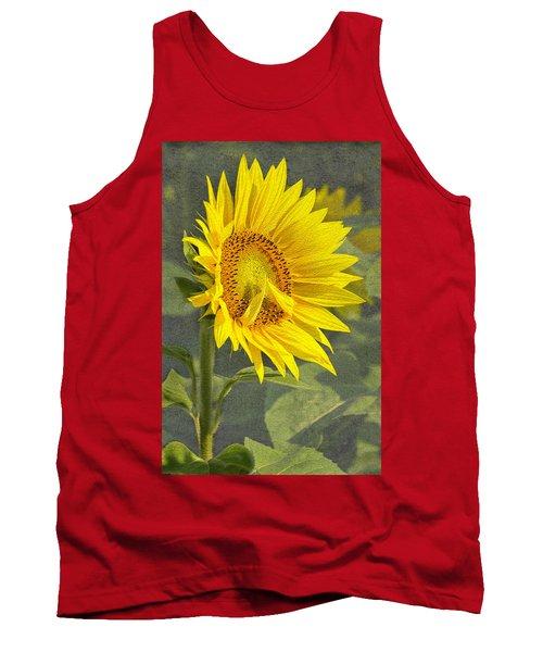 A Sunflower's Prayer Tank Top