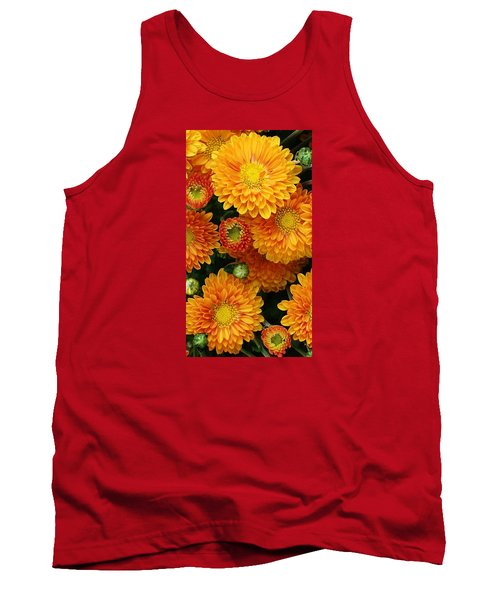 A Touch Of Autumn Tank Top by Bruce Bley