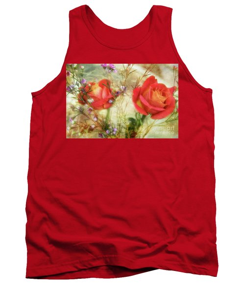 A Treasure Tank Top