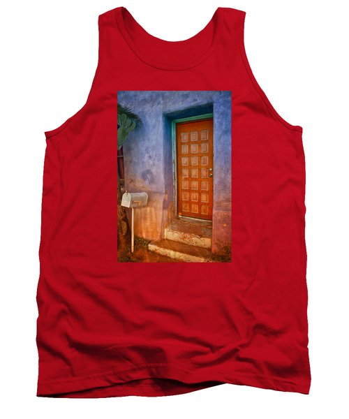 A Tucson Stoop Tank Top