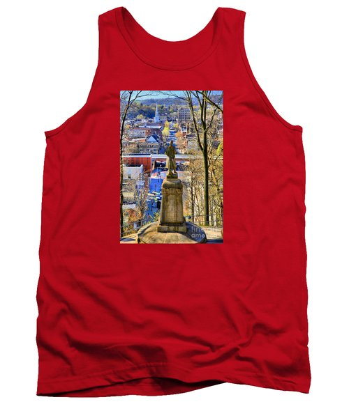 A View From College Hill Tank Top