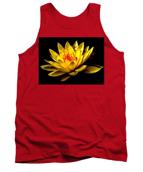 A Water Lily Tank Top