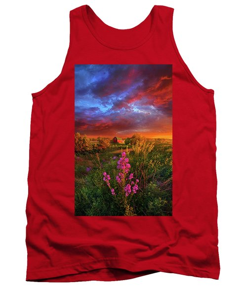 A Wisconsin Story Tank Top