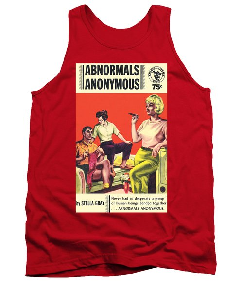 Abnormals Anonymous Tank Top