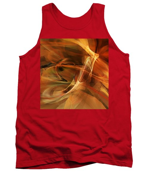 Abstract 060812a Tank Top