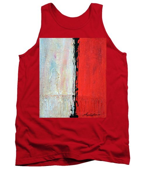 Abstract 200803 Tank Top