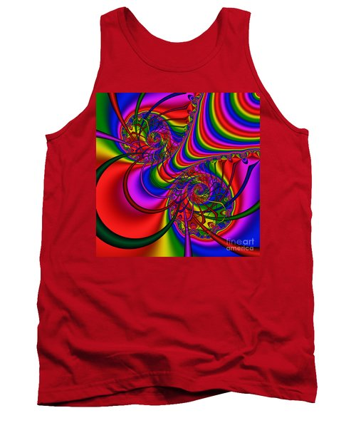 Abstract 511 Tank Top