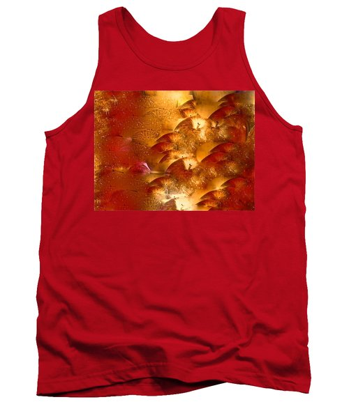 Abstract 70 Tank Top by Pamela Cooper