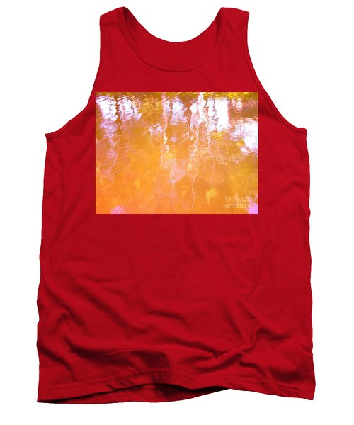 Abstract Extensions Tank Top