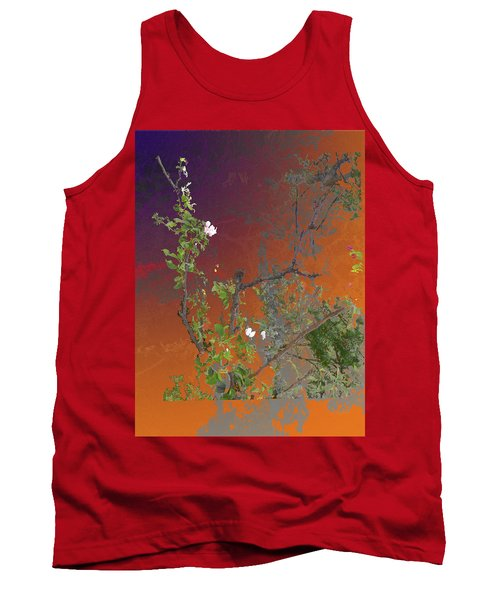 Abstract Flowers Of Light Series #13 Tank Top