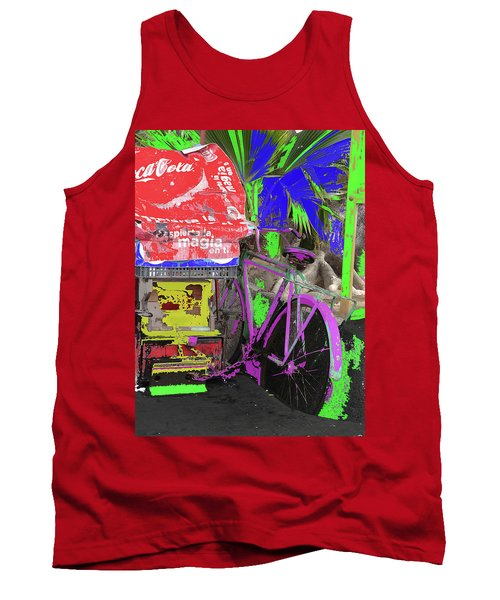 Abstract  Images Of Urban Landscape Series #3 Tank Top