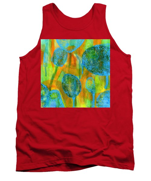 Abstract Painting No. 1 Tank Top