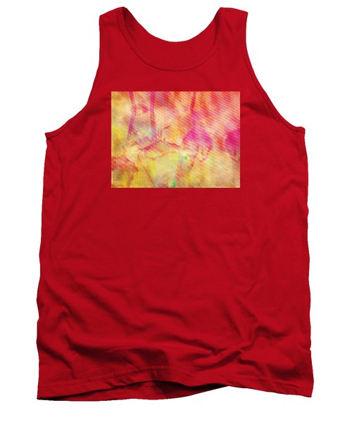 Tank Top featuring the photograph Abstract Photography 003-16 by Mimulux patricia no No