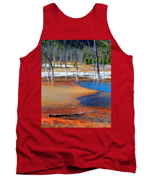 Acid Soup Yellowstone Tank Top