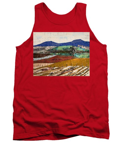 Across The Meadow Tank Top