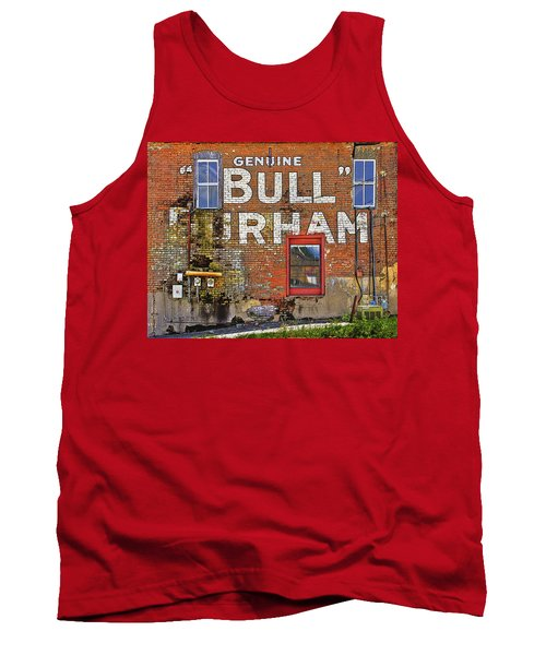 Advertising Of The Past Tank Top