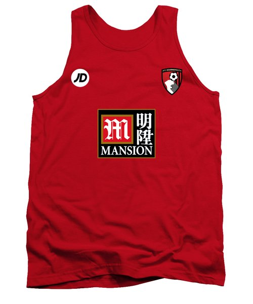 Afc Bournemouth Tank Top