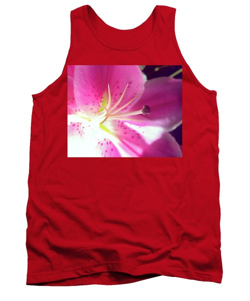 Aflame Tank Top