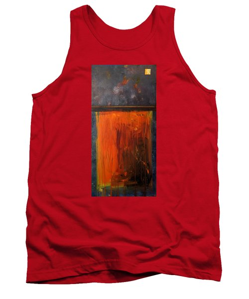 African Dance Tank Top by Theresa Marie Johnson