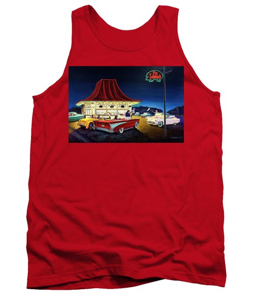 After The Game Tank Top
