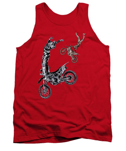 Tank Top featuring the photograph Air Riders by Caitlyn Grasso