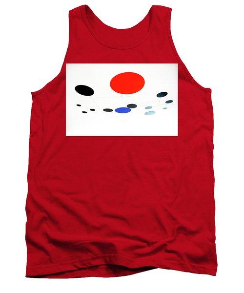 Alexander Calder Mobile 1 Tank Top