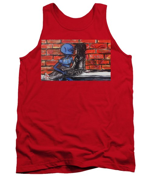 All We Need Tank Top